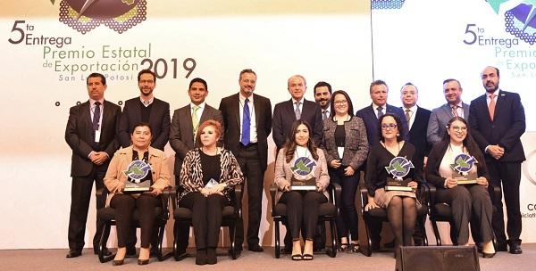 Entrega de Premios de Exportación 2019