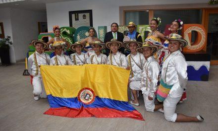Intercambio cultural Colombia y Soledad