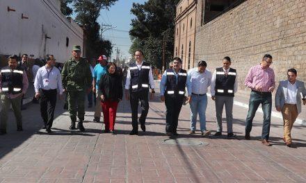 Rehabilitación calle Carlos Diez Gutiérrez