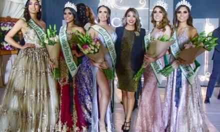 Rosa Elena Miss Earth SLP 2020