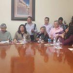 Reunión con representantes Fundación Gilberto Rincón G