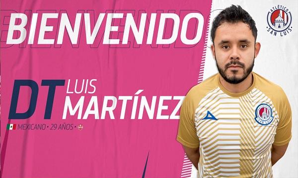 Luis Martínez nuevo DT ADSL Femenil