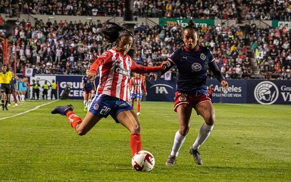ADSL Femenil cae ante Chivas