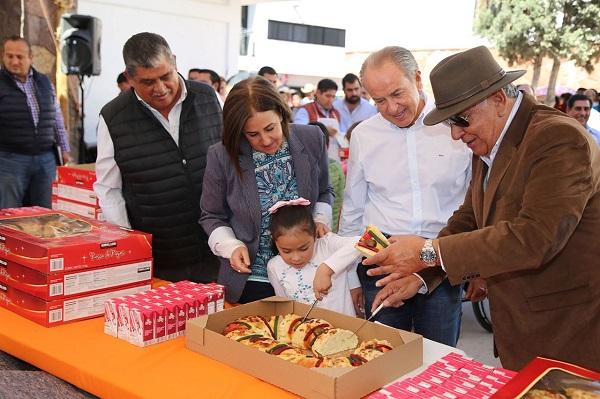 DÍA DE REYES EN TIERRA BLANCA Y ESCALERILLAS