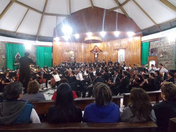 OSSLP iniciara conciertos 2020 en Tamasopo