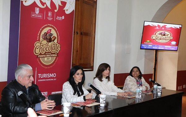 """Presenta """"FIESTA NACIONAL DEL CHOCOLATE 2020"""""""