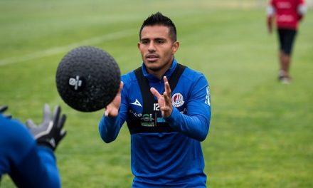 Javier Cortés  sufre un accidente: ADSL