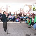 Arranque a la obra de la calle Zaragoza