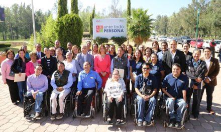 """Campaña """"Ante Todo Persona"""" del DIF Estatal"""
