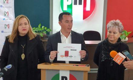 PRI cumplió con el proceso de la renovación del CDE