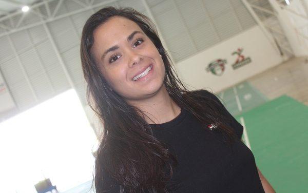 SABRINA JUGARA BADMINTON EN ESPAÑA