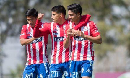 Sub 20 ADSL derrota a Quéretaro 1-3