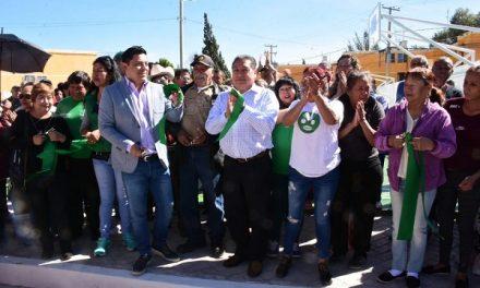 REHABILITACIÓN DE UD EN LA COL. SAN ANTONIO