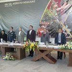 Reconocen labor de las y los soldados mexicanos