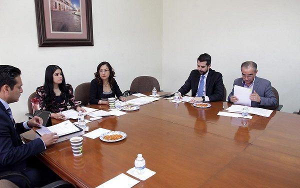 Reunión de Comisión de Gobernación