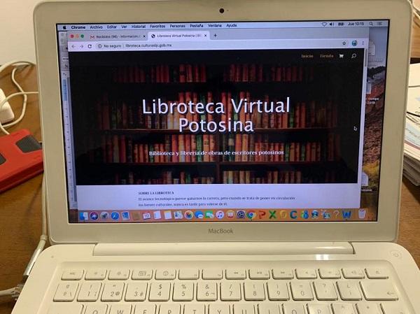OFRECE SECULT LIBROS VIRTUALES