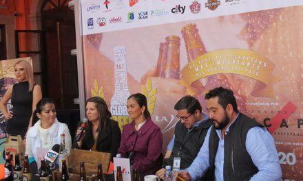 "INVITAN AL SEXTO ""GLOBAL BEER FEST 2020"""