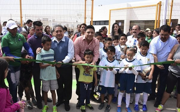 La mejor inversión es la educación y el deporte