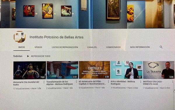 IPBA PRESENTA RECORRIDOS GUIADOS VIRTUALES