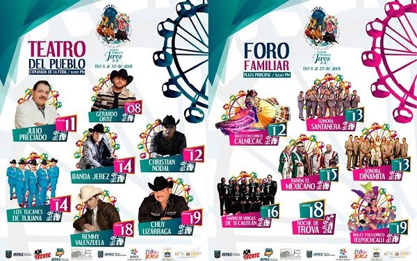 Festival de Primavera de Jerez