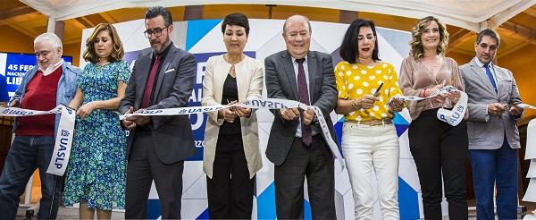 UASLP inaugura la 45 Feria Nacional del Libro