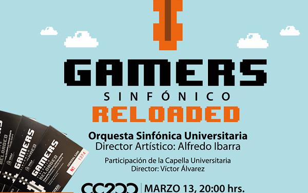 Concierto Gamers Sinfónico Reloaded