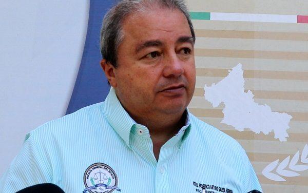 FEDERICO GARZA DEJA EL CARGO DE FISCAL GENERAL DEL ESTADO