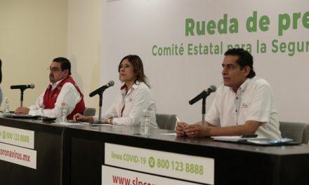 93 CASOS CONFIRMADOS POR COVID-19 EN SLP