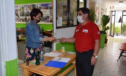 Medidas higiénico- sanitarias en las distintas oficinas