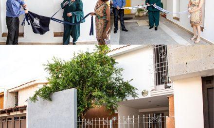UASLP y la UAPA inauguran Casa del maestro jubilado