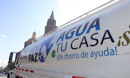 Listo proyecto de agua potable a Escalerillas