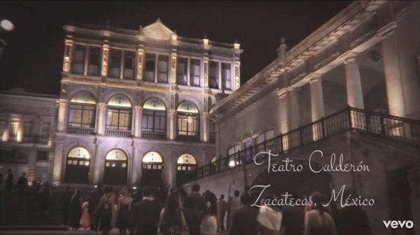 Zacatecas, escenario de videoclips de grandes artistas