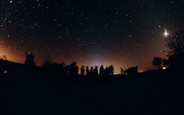 Primera Noche Astronómica Virtual 2020 en Zacatecas
