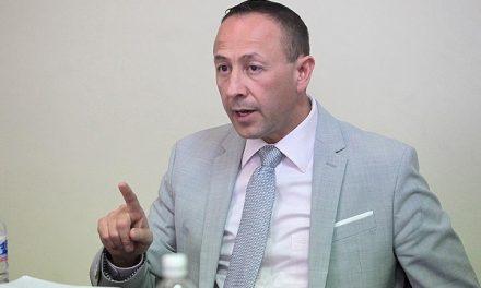 Dip Edgardo Hernández rechaza señalamientos en su contra