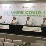 TENDENCIA DE CASOS SOSTENIDA DE COVID-19