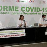 HACER USO DE LA LÍNEA COVID 01 800 123 88 88