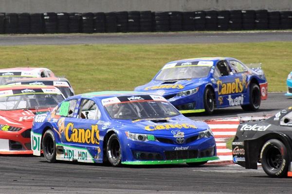5° y 6° García Jr. y De Alba Jr. en NASCAR Peak