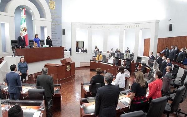SEGURIDAD PÚBLICA Y SALUD PENDIENTES DE GOBIERNO DEL ESTADO