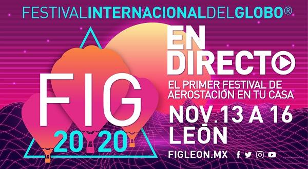 """ANUNCIAN """"EN DIRECTO"""" EL FIG 2020"""