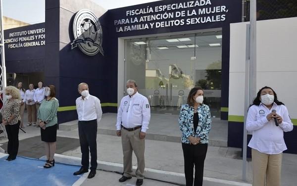 FISCALÍA ESPECIALIZADA PARA ATENCIÓN A LA MUJER