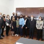 Visita del Embajador EU y Secretario de Turismo