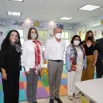 INUAGURAN EL CENTRO DE CONVIVENCIA FAMILIAR