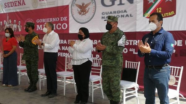 MANTENER LA PAZ Y SEGURIDAD DE LA POBLACIÓN