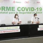 DISPONIBILIDAD DE CAMAS COVID-19 EN UN 75%: SS
