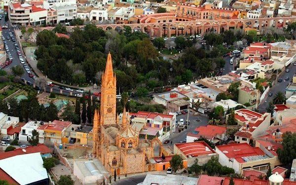 Elige a Zacatecas para tu primer viaje