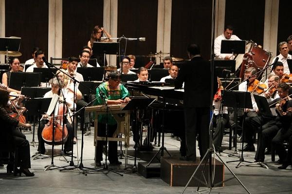 Concierto digital de la Orquesta Sinfónica de SLP
