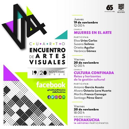 CUARTO ENCUENTRO DE ARTES VISUALES