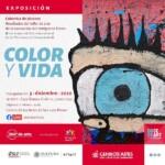 """INAUGURARÁN LA EXPOSICIÓN """"COLOR Y VIDA"""""""