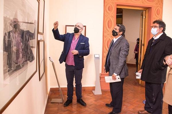 Exposiciones en el Centro Cultural Caja Real
