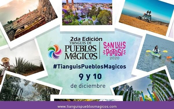 LISTA 2ª. EDICIÓN DEL TIANGUIS DE PUEBLOS MÁGICOS
